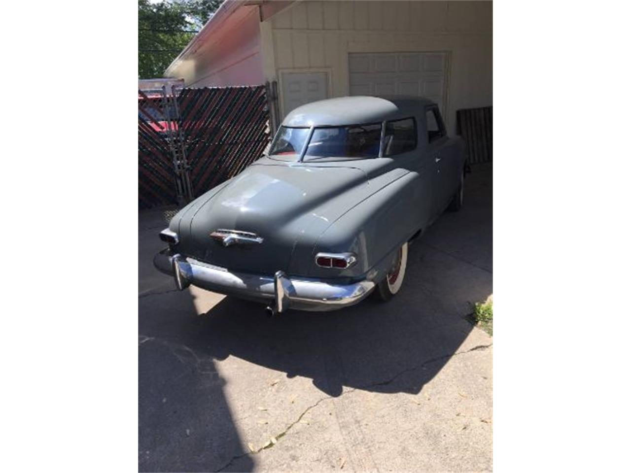 1949 Studebaker Coupe (CC-1260138) for sale in Cadillac, Michigan