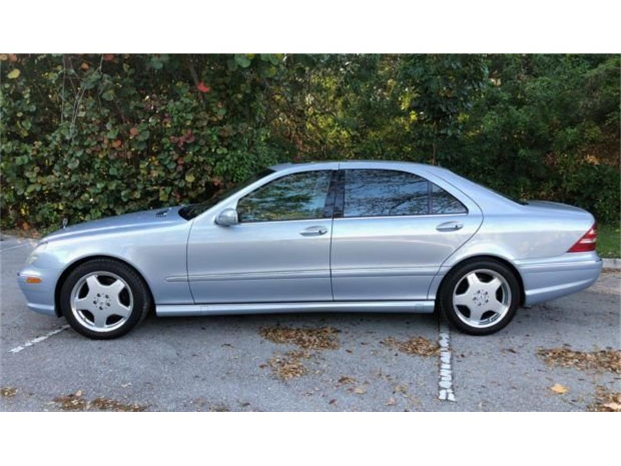 2002 Mercedes-Benz S500 (CC-1261388) for sale in Saratoga Springs, New York