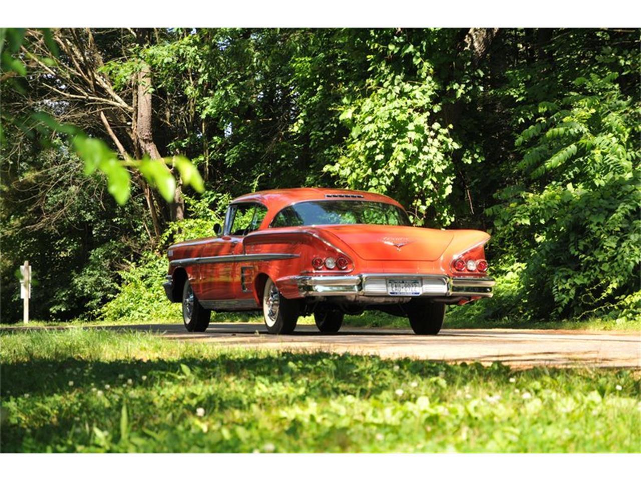 1958 Chevrolet Impala (CC-1261405) for sale in Saratoga Springs, New York