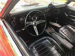 1968 Chevrolet Camaro (CC-1261420) for sale in Cadillac, Michigan