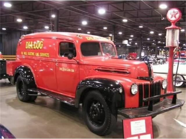 1942 Ford Panel Truck (CC-1261423) for sale in Cadillac, Michigan