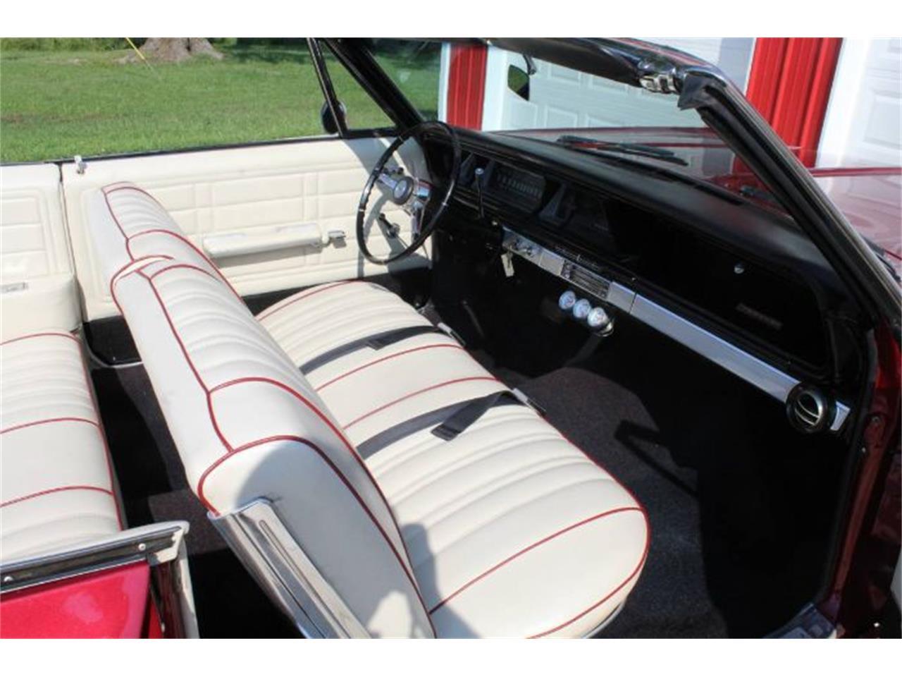 1966 Chevrolet Impala (CC-1261432) for sale in Cadillac, Michigan