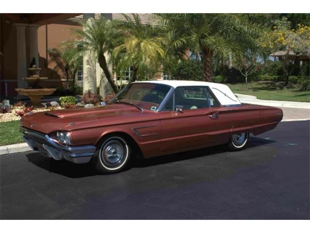 1965 Ford Thunderbird (CC-1261434) for sale in Cadillac, Michigan