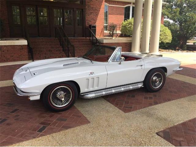 1966 Chevrolet Corvette (CC-1261435) for sale in Cadillac, Michigan
