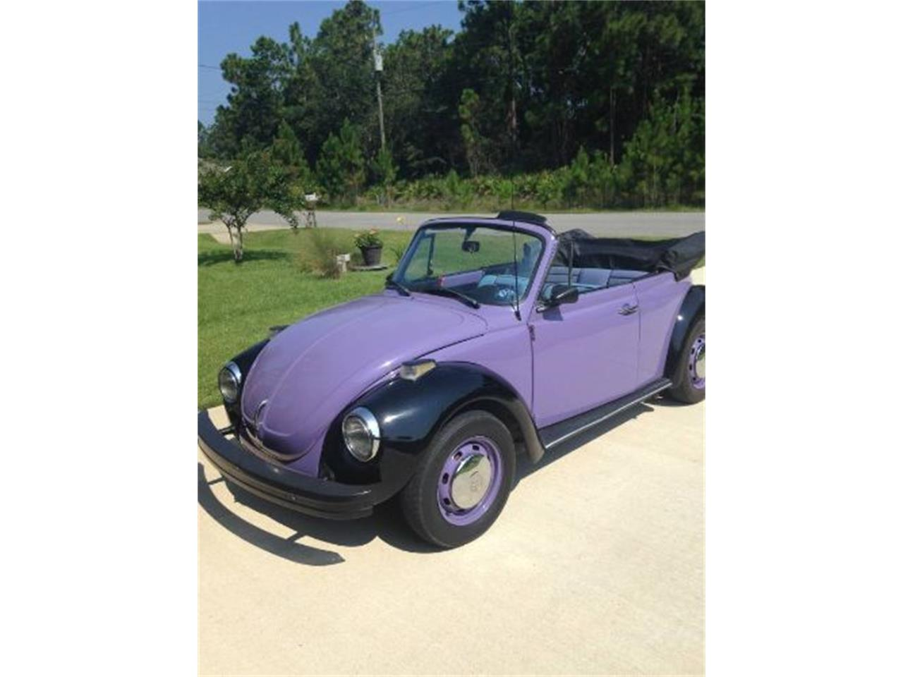 1974 Volkswagen Super Beetle (CC-1261440) for sale in Cadillac, Michigan