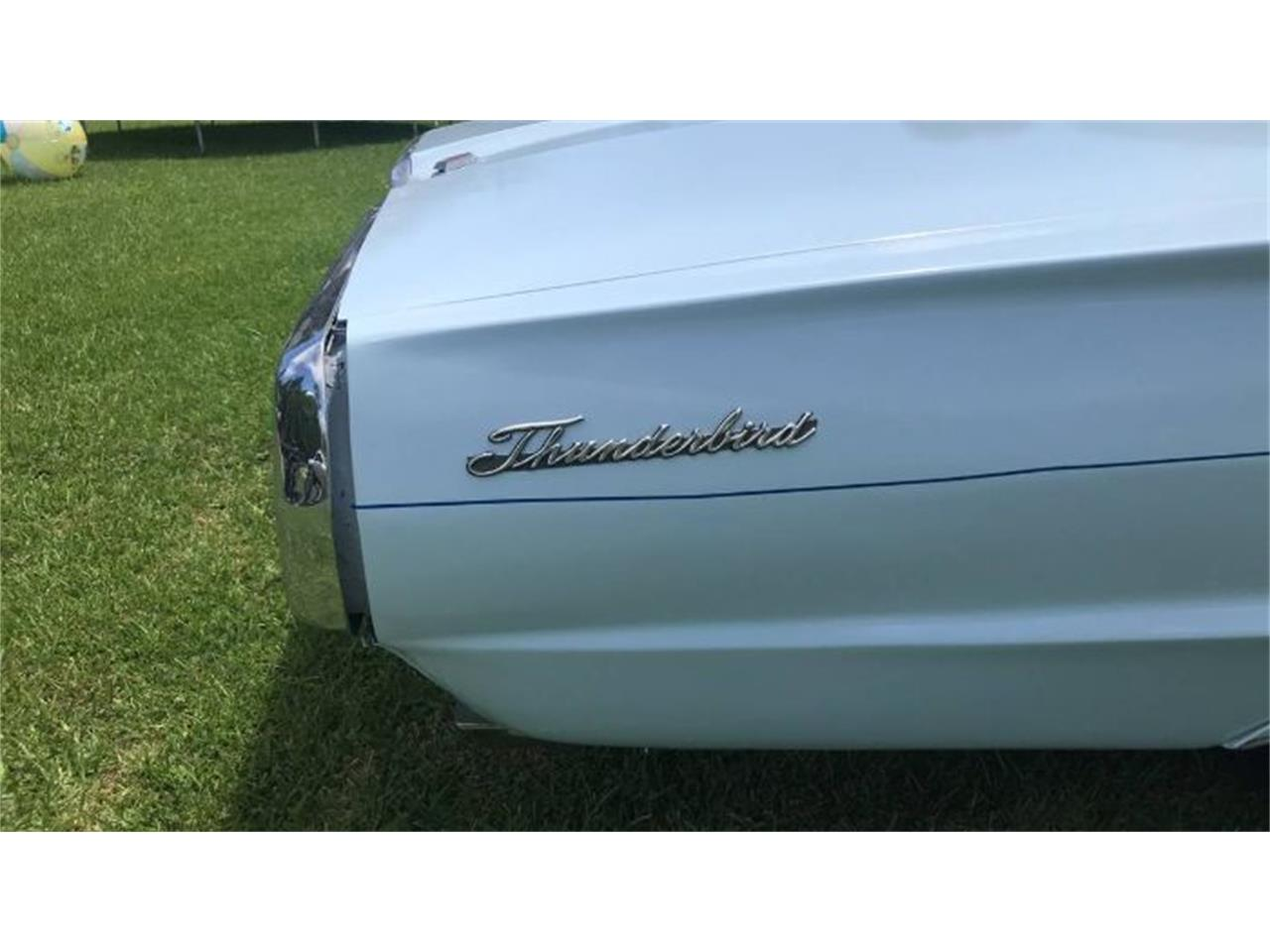 1966 Ford Thunderbird (CC-1261443) for sale in Cadillac, Michigan