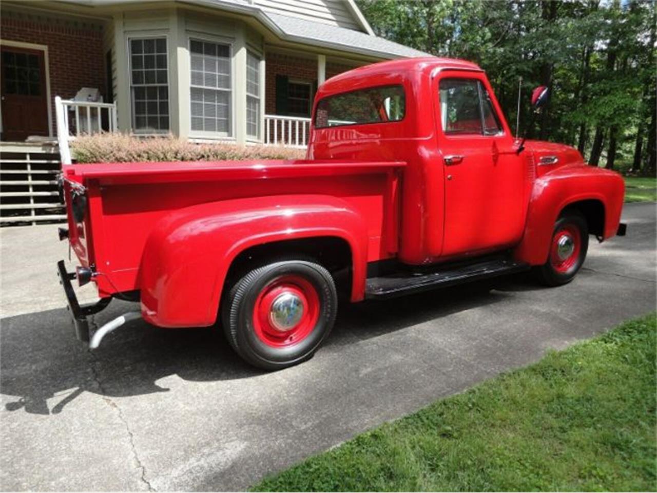 1953 Ford F100 (CC-1261446) for sale in Cadillac, Michigan