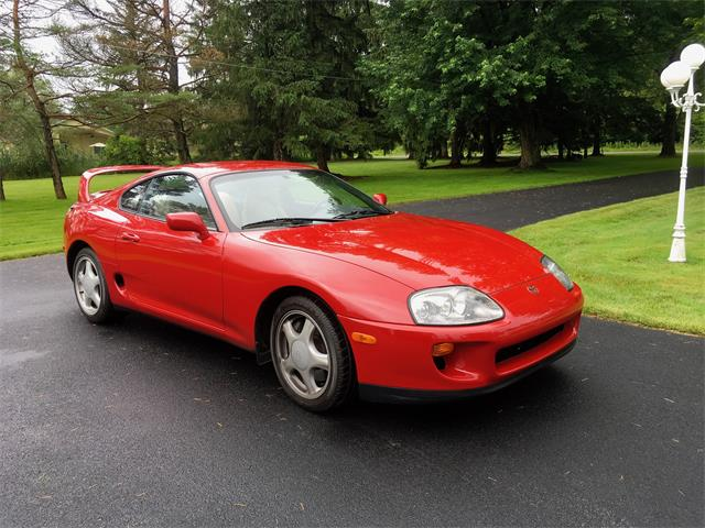 1994 Toyota Supra (CC-1261468) for sale in Volant, Pennsylvania