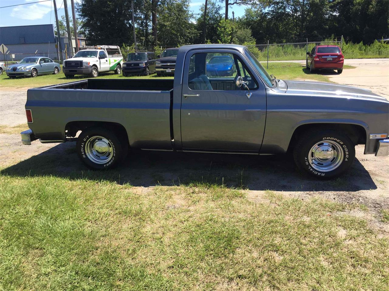 1984 Chevrolet C/K 10 (CC-1261485) for sale in Hinesville, Georgia