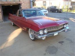1961 Cadillac 4-Dr Sedan (CC-1260149) for sale in Cadillac, Michigan