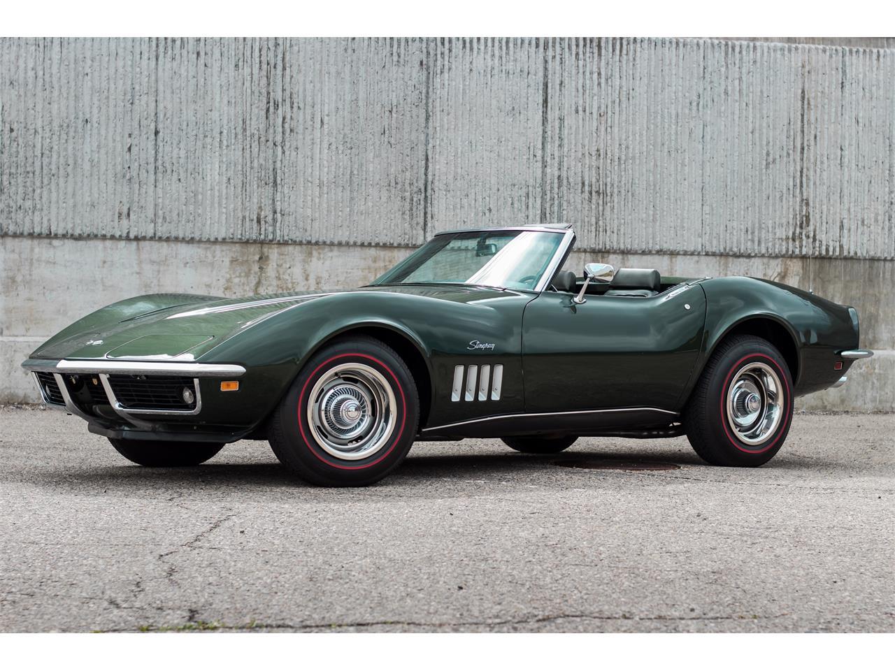 For Sale: 1969 Chevrolet Corvette Stingray in Pontiac, Michigan