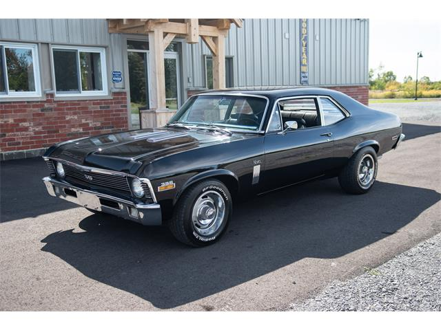 1970 Chevrolet Nova SS (CC-1261500) for sale in SUDBURY, Ontario