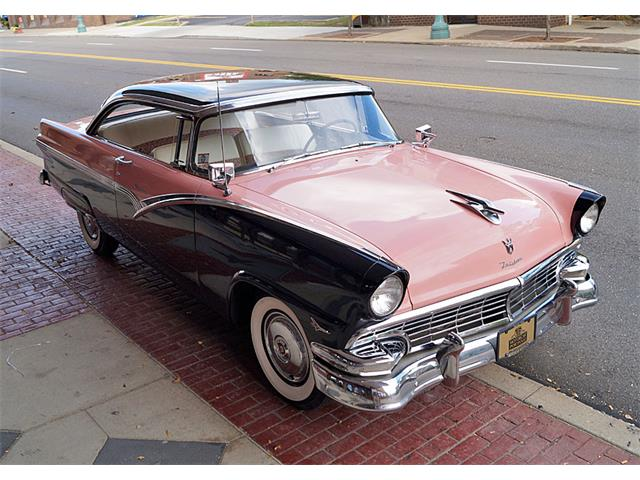 1956 Ford Fairlane Victoria (CC-1261502) for sale in Canton, Ohio