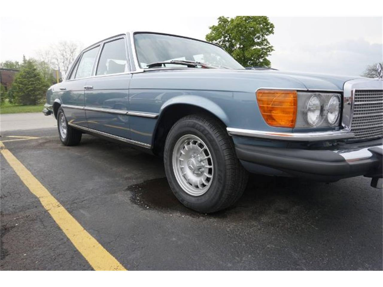 1976 Mercedes-Benz 450SL (CC-1260151) for sale in Cadillac, Michigan