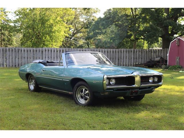 1968 Pontiac Tempest (CC-1261510) for sale in Auburn Hills, Michigan