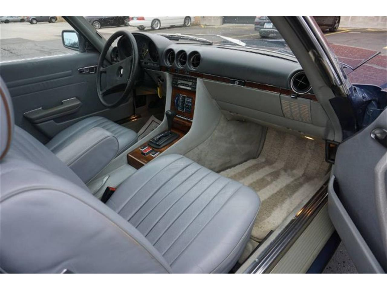 1981 Mercedes-Benz 380SL (CC-1260152) for sale in Cadillac, Michigan