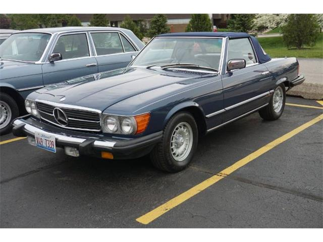 1981 Mercedes-Benz 380SL
