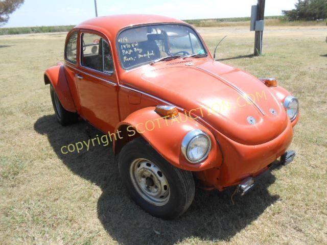 1970 Volkswagen Beetle (CC-1261523) for sale in Garden City, Kansas