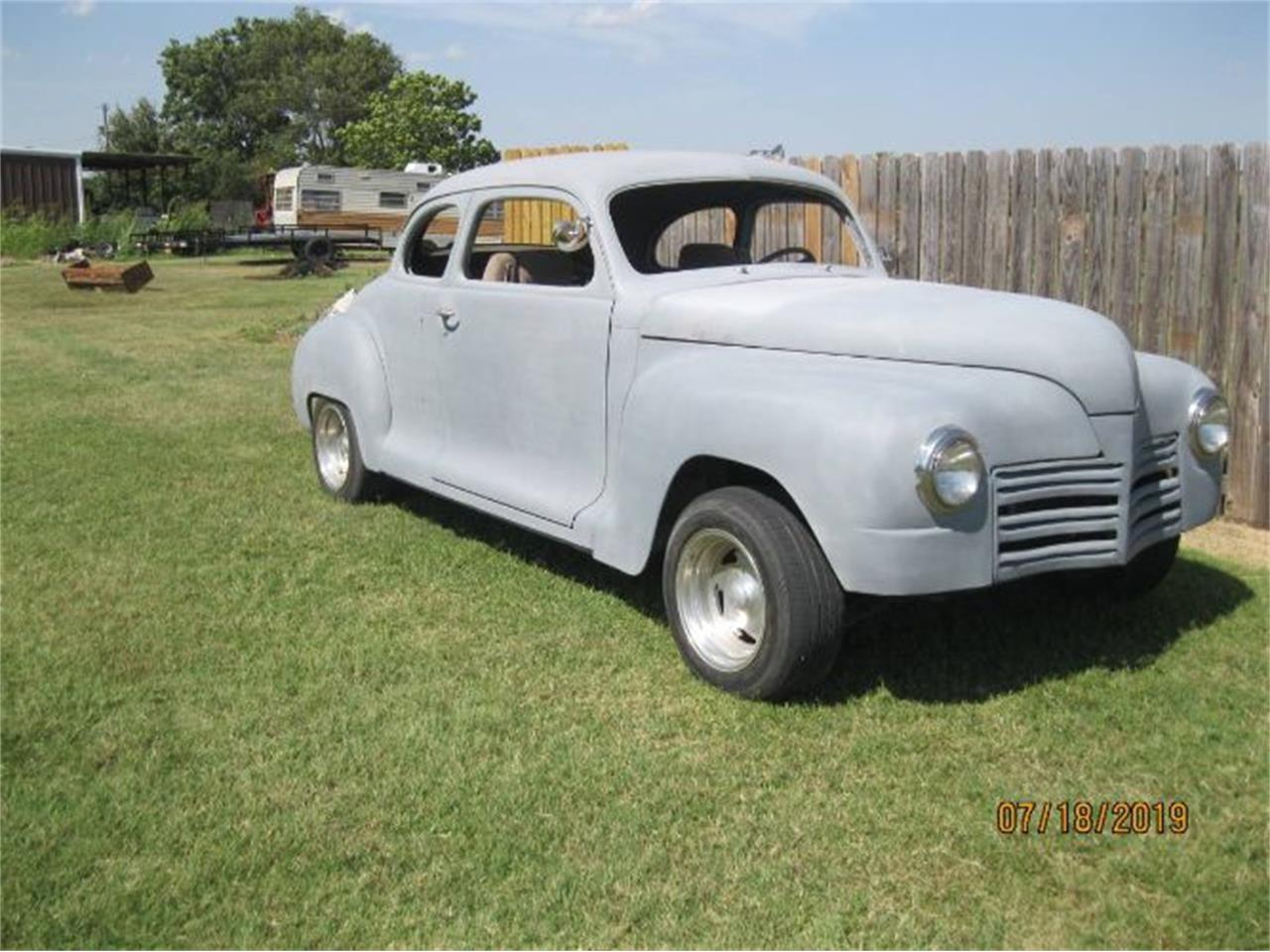 1948 Plymouth Coupe (CC-1260158) for sale in Cadillac, Michigan