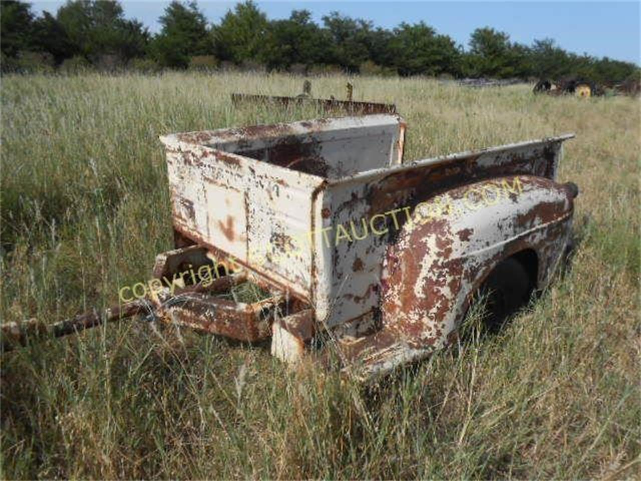 1954 Ford Pickup (CC-1261586) for sale in Garden City, Kansas