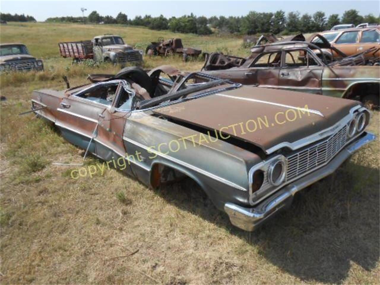1964 Chevrolet Impala (CC-1261595) for sale in Garden City, Kansas