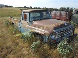 1963 International Pickup (CC-1261614) for sale in Garden City, Kansas