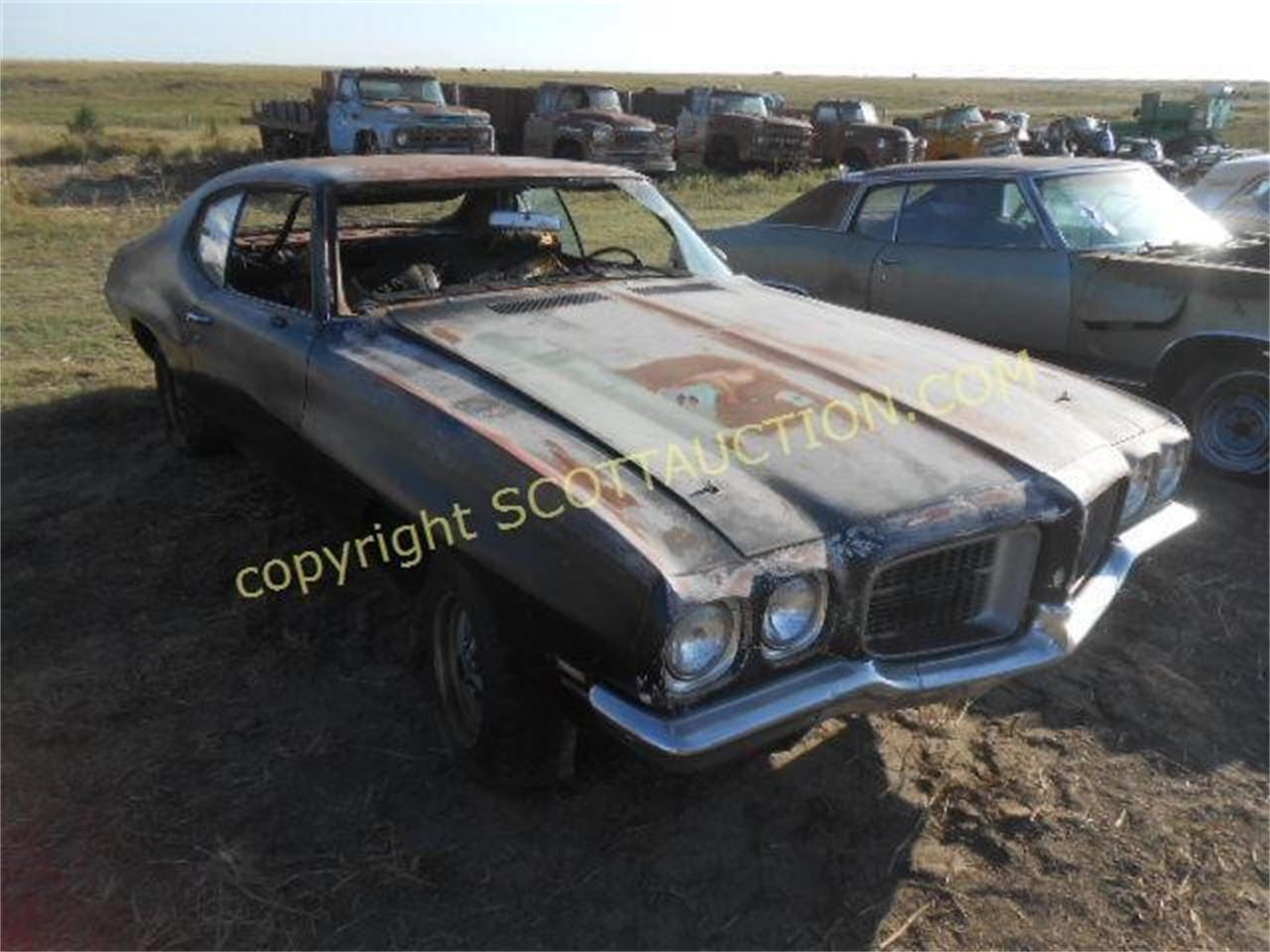1970 Pontiac LeMans (CC-1261621) for sale in Garden City, Kansas