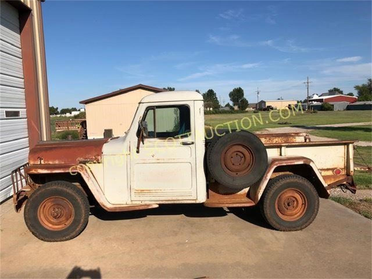 1949 Willys Jeep (CC-1261622) for sale in Garden City, Kansas