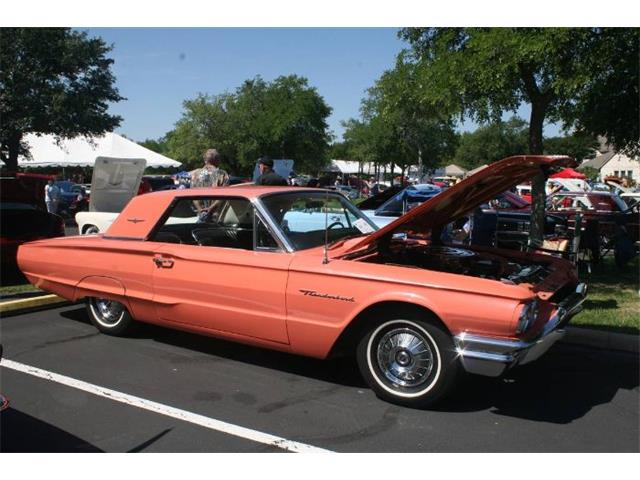 1964 Ford Thunderbird (CC-1260163) for sale in Cadillac, Michigan
