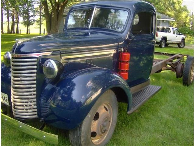 1939 Chevrolet Pickup (CC-1260164) for sale in Cadillac, Michigan