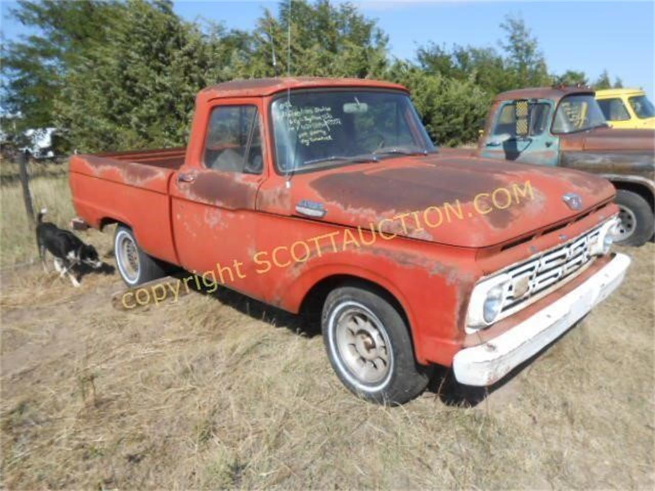 1963 Ford F100 (CC-1261654) for sale in Garden City, Kansas