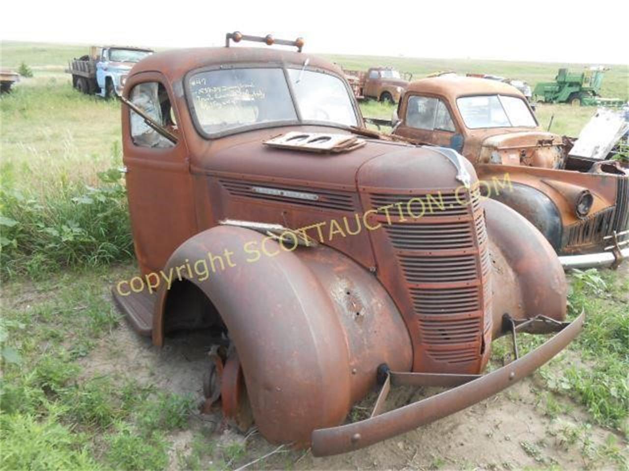 1937 International Pickup (CC-1261658) for sale in Garden City, Kansas