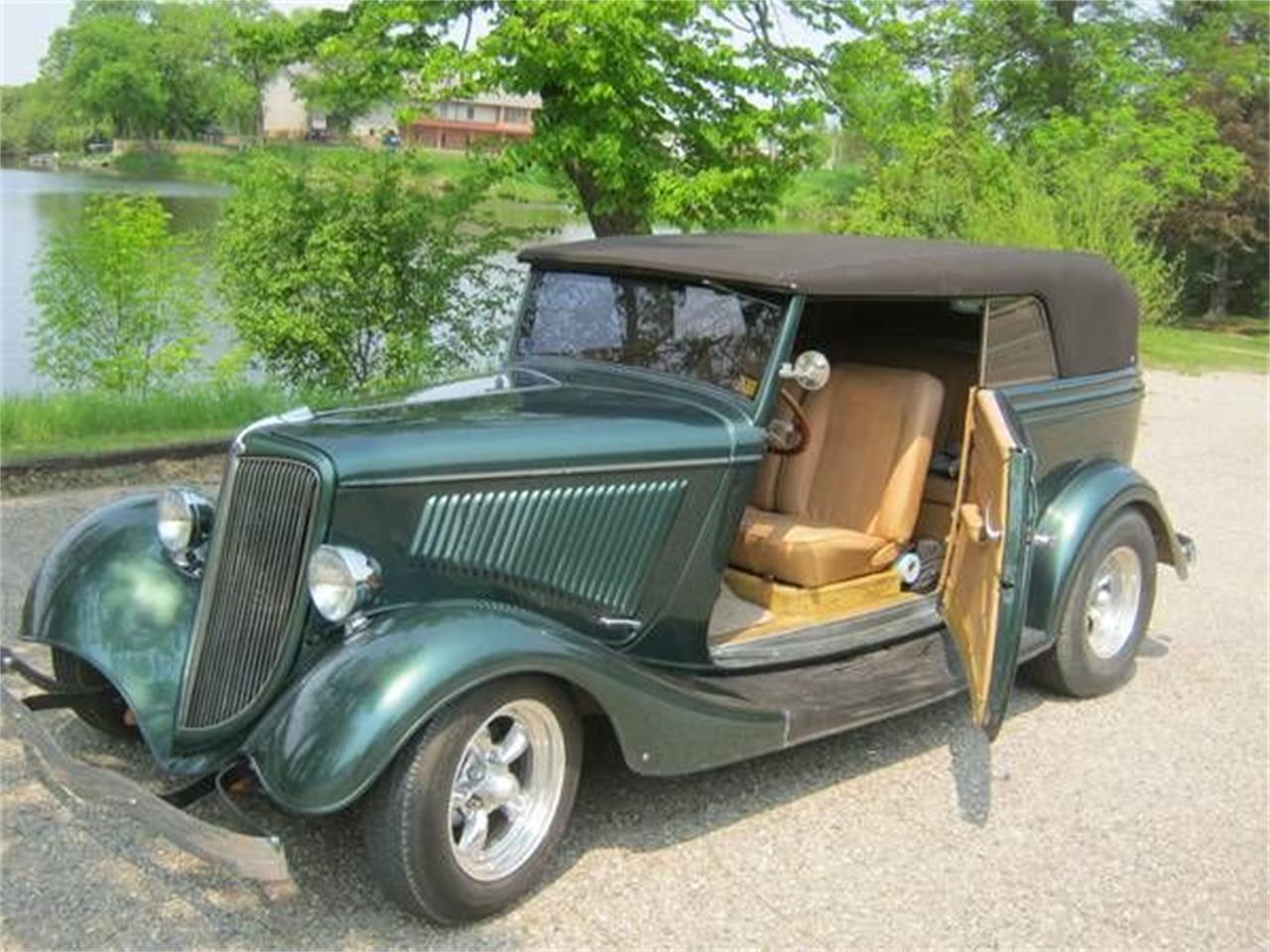 1934 Ford Phaeton (CC-1260171) for sale in Cadillac, Michigan