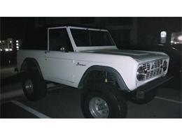 1967 Ford Bronco (CC-1260172) for sale in Cadillac, Michigan