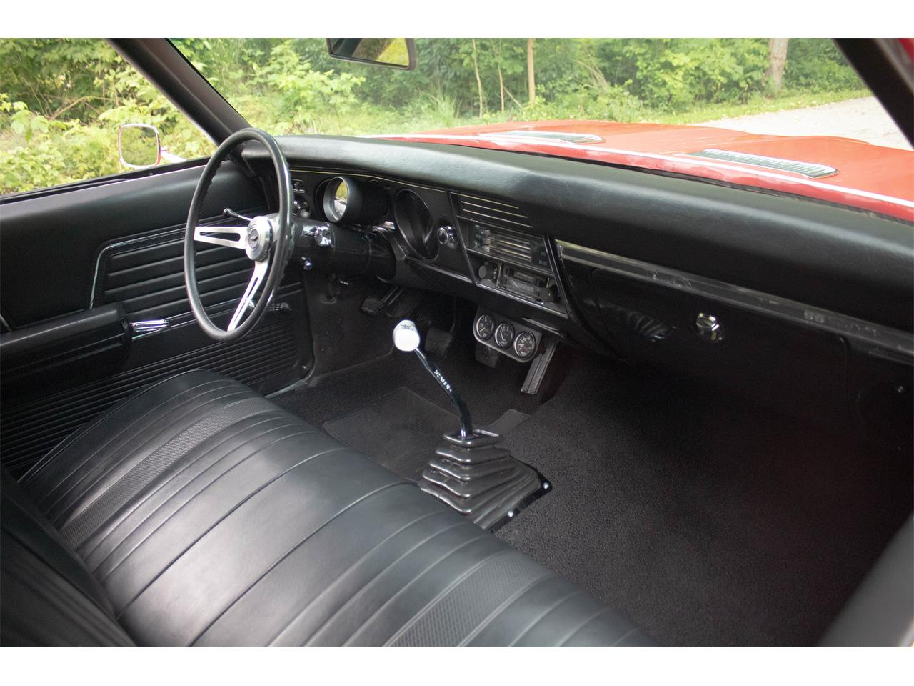 1969 Chevrolet Chevelle SS (CC-1261733) for sale in Fairview Park, Ohio