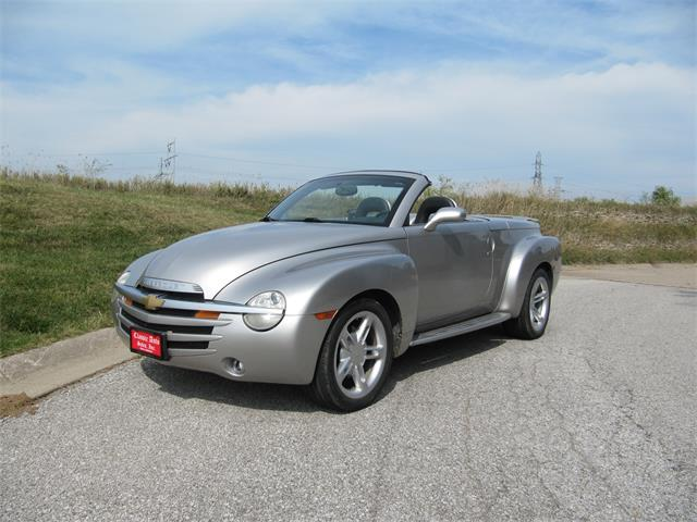 2004 Chevrolet SSR (CC-1261738) for sale in Omaha, Nebraska