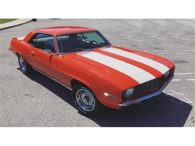1967 Chevrolet Camaro Z28 (CC-1261741) for sale in TORRANCE, California
