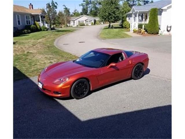2006 Chevrolet Corvette (CC-1261746) for sale in MIDDLEBORO, Massachusetts