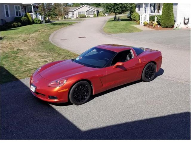 2006 Chevrolet Corvette (CC-1261746) for sale in MIDDLEBORO, Massachusetts