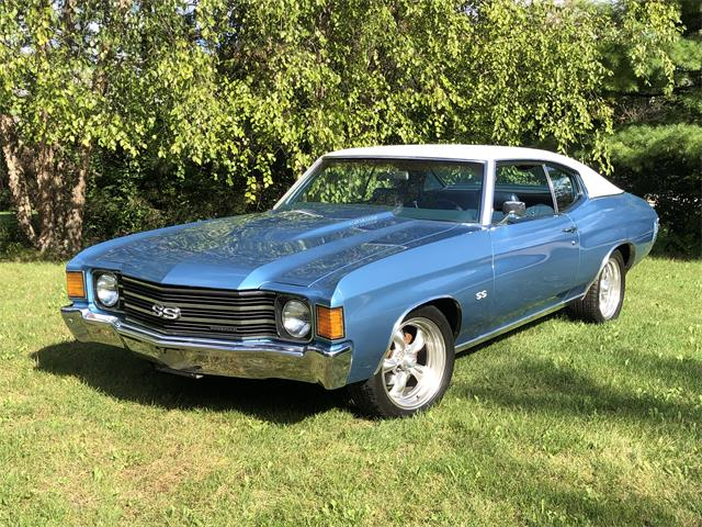 1972 Chevrolet Chevelle (CC-1261750) for sale in Long Grove, Illinois