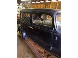 1933 Cadillac Sedan (CC-1260176) for sale in Cadillac, Michigan