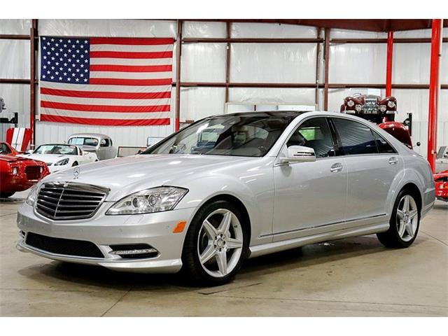 2011 Mercedes-Benz S550 (CC-1261776) for sale in Kentwood, Michigan