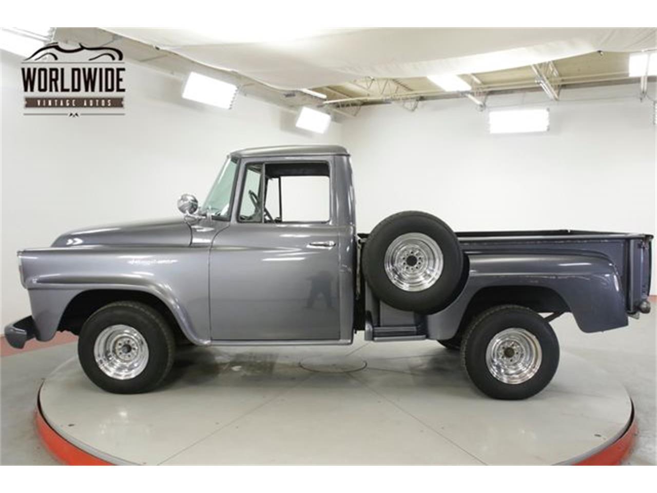 1958 International Pickup (CC-1261788) for sale in Denver , Colorado
