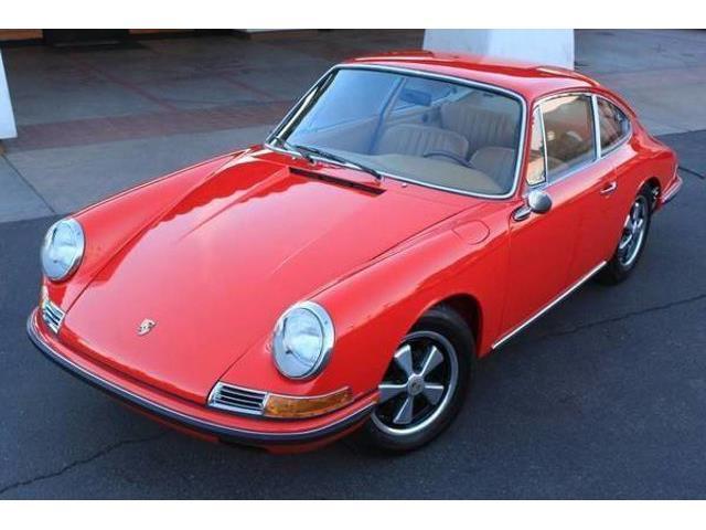 1967 Porsche 911 (CC-1261797) for sale in Long Island, New York