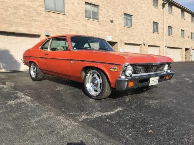 1972 Chevrolet Nova (CC-1261798) for sale in Long Island, New York