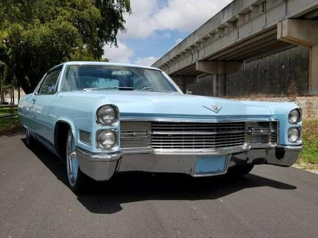 1966 Cadillac Coupe DeVille (CC-1261804) for sale in Long Island, New York