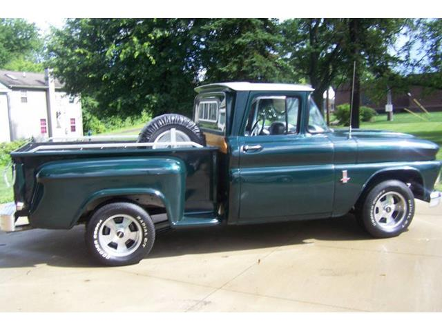1963 Chevrolet Pickup (CC-1261814) for sale in Long Island, New York