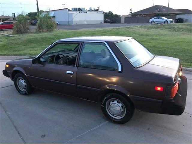 1983 Nissan Sentra (CC-1260182) for sale in Cadillac, Michigan