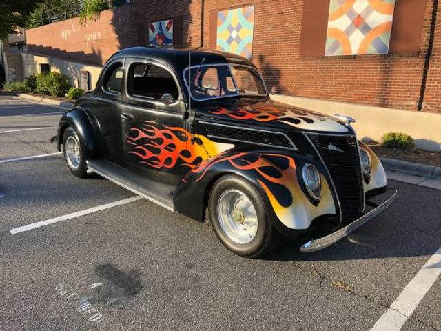 1937 Ford Coupe (CC-1261827) for sale in Long Island, New York