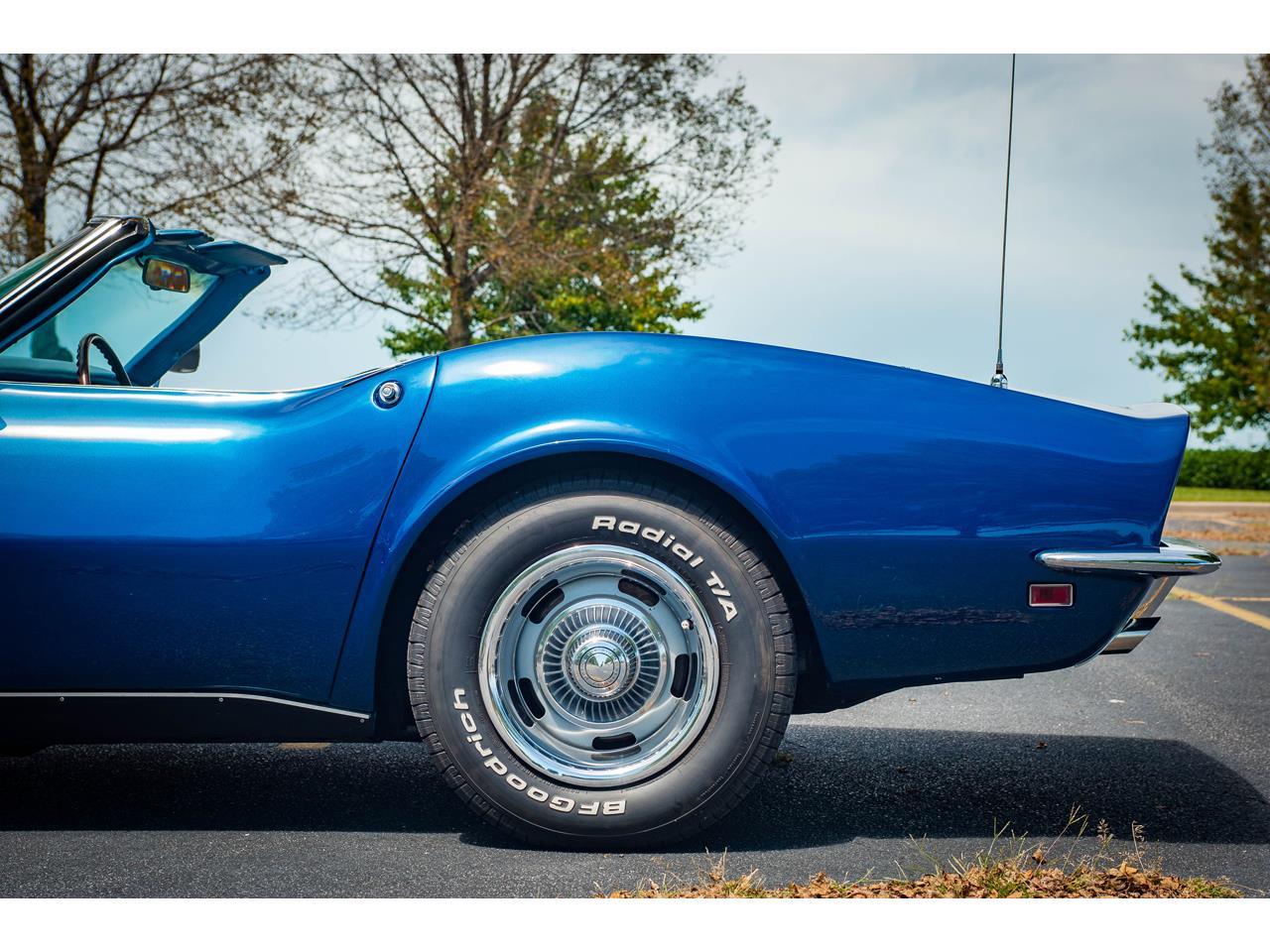 1968 Chevrolet Corvette (CC-1261851) for sale in O'Fallon, Illinois